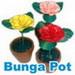 souvenir bunga
