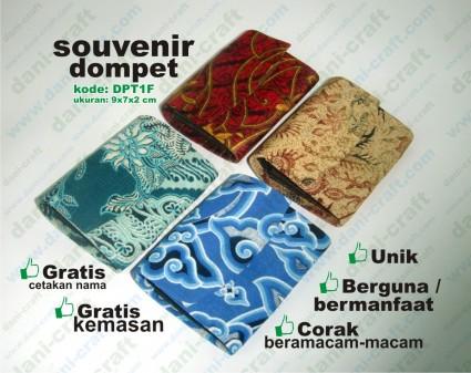 souvenir dompet murah
