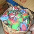 mobil vw beetles souvenir
