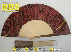 souvenir kipas batik besar spesial