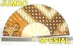 Souvenir Kipas Batik Jumbo Spesial (BJS)