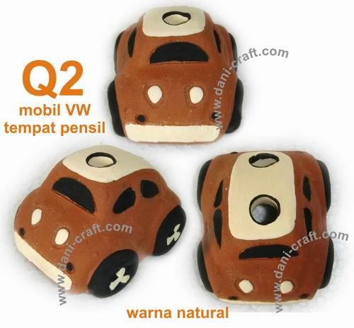 souvenir mobil VW natural