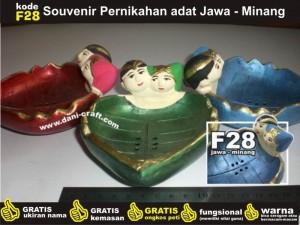 souvenir pernikahan jawa minang