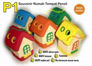 souvenir tempat pensil