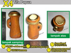 souvenir tifa papua