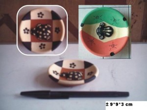 souvenir asbak