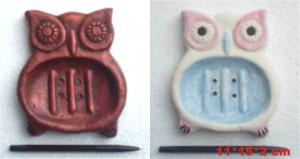 souvenir burung hantu tempat sabun