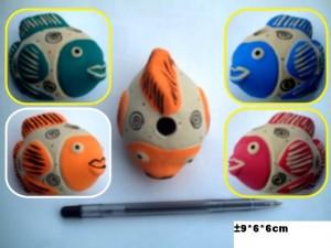 souvenir ikan tempat pensil