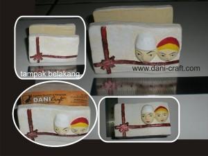 souvenir tempat tissue