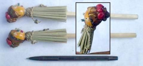 sovenir pensil boneka DUP2