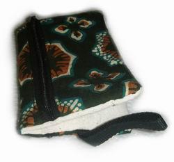 Souvenir dompet batik lipat (DPT12)