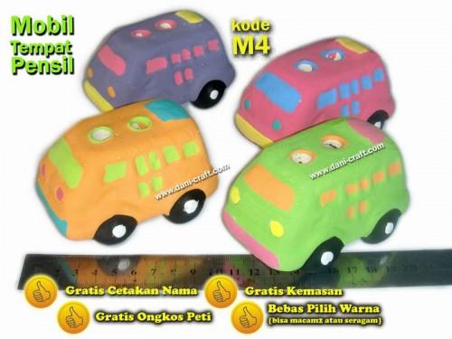 souvenir mobil bus combi