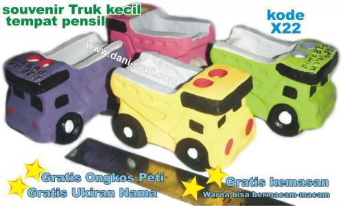 Miniatur Truk, Souvenir Truk Mini
