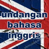 undangan bahasa inggris