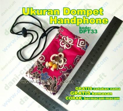 dompet handphone souvenir