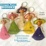 gantungan kunci boneka DUB4