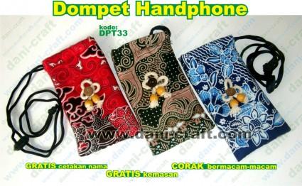 souvenir dompet handphone HP