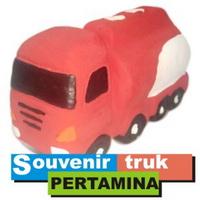 Souvenir Truk Pertamina / Truk BBM (X23)