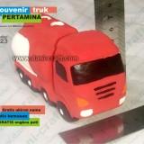 truk BBM souvenir pertamina