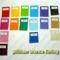 pilihan warna furing spunbond