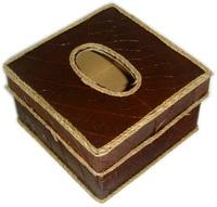 Souvenir Tempat Tissue Kotak Daun (KK64)