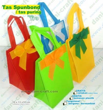 Tas Spunbond Jakarta