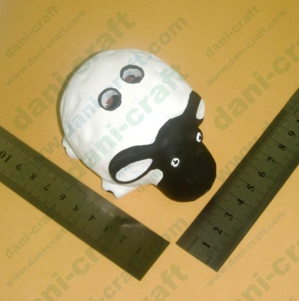 biri-biri domba kambing ukuran