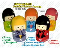 Boneka Kimono Jepang, Kimmidoll