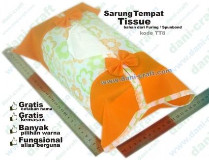 sarung tempat tissue furing spunbond