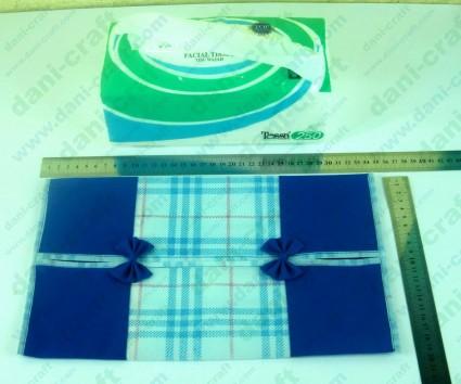 sarung tempat tissue furing ukuran