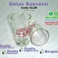 gelas souvenir