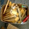 jual bambu undangan gulung