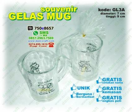 souvenir gelas mug