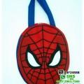 tas karakter kartun spiderman