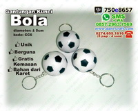 Gantungan Kunci Bola