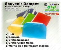Souvenir Dompet kain Furing / Spunbond