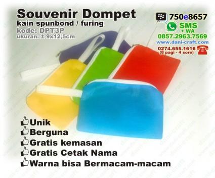 souvenir dompet furing spunbond DPT3P