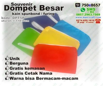 souvenir dompet spunbond furing DPT5P