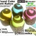 souvenir towell cake murah