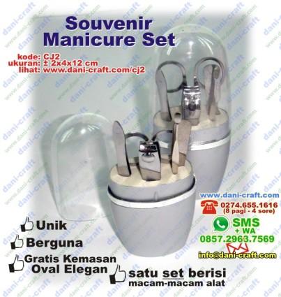manicure set souvenir