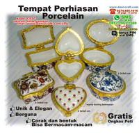 Souvenir Tempat Perhiasan