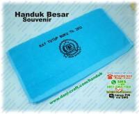 souvenir handuk logo