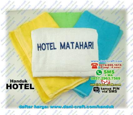 handuk hotel murah