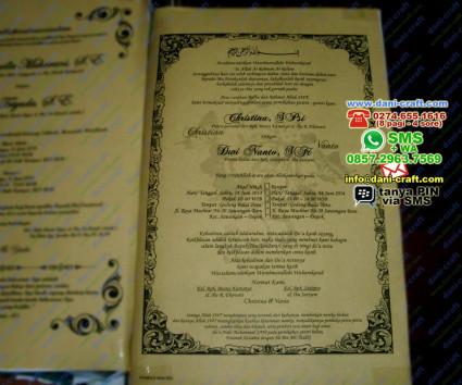 undangan pernikahan depok