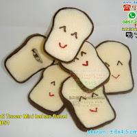 Bros Roti Tawar Bahan Flanel