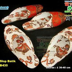 Sandal Slop Batik